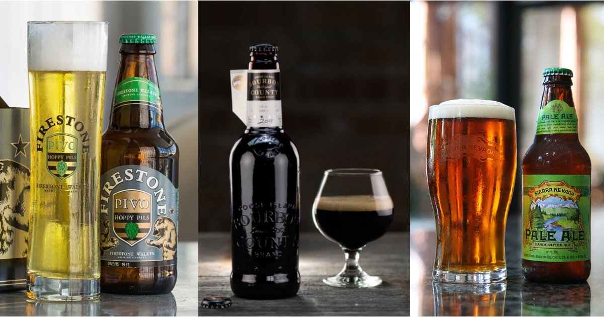 Best beer guides: real ales, craft beer and great snacks!