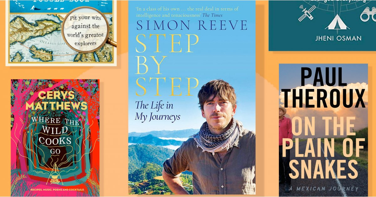 Best travel books: find the ultimate destination for you