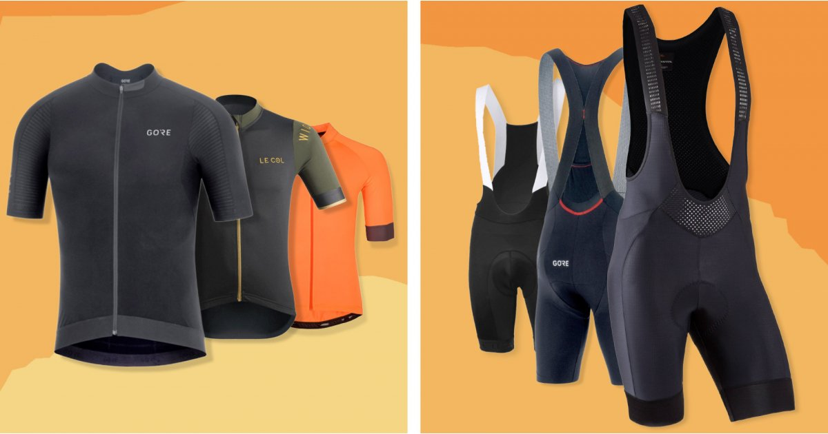 Best cycling bib shorts and jerseys: for ultimate comfort on the go