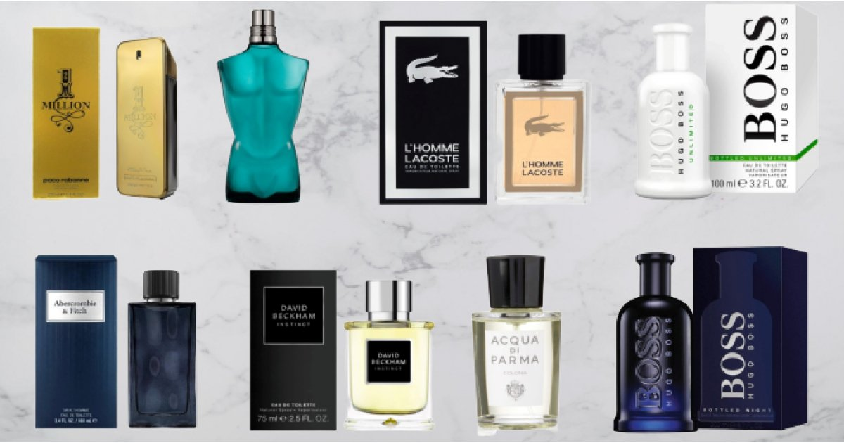 Best aftershave and fragrance deals on Black Friday: the sweet smell of savings