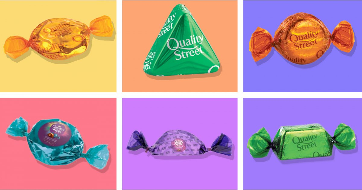 Every Quality Street chocolate, ranked: is your favourite top?