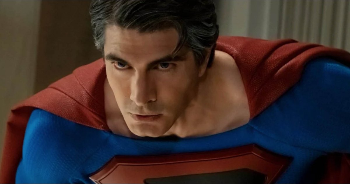 Brandon Routh is back as Superman! See the first teaser here