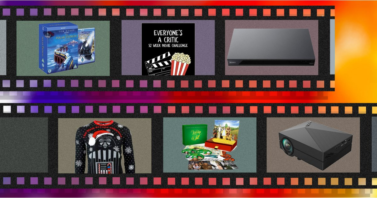 Gifts for movie lovers: 10 amazing movie-themed gifts to buy