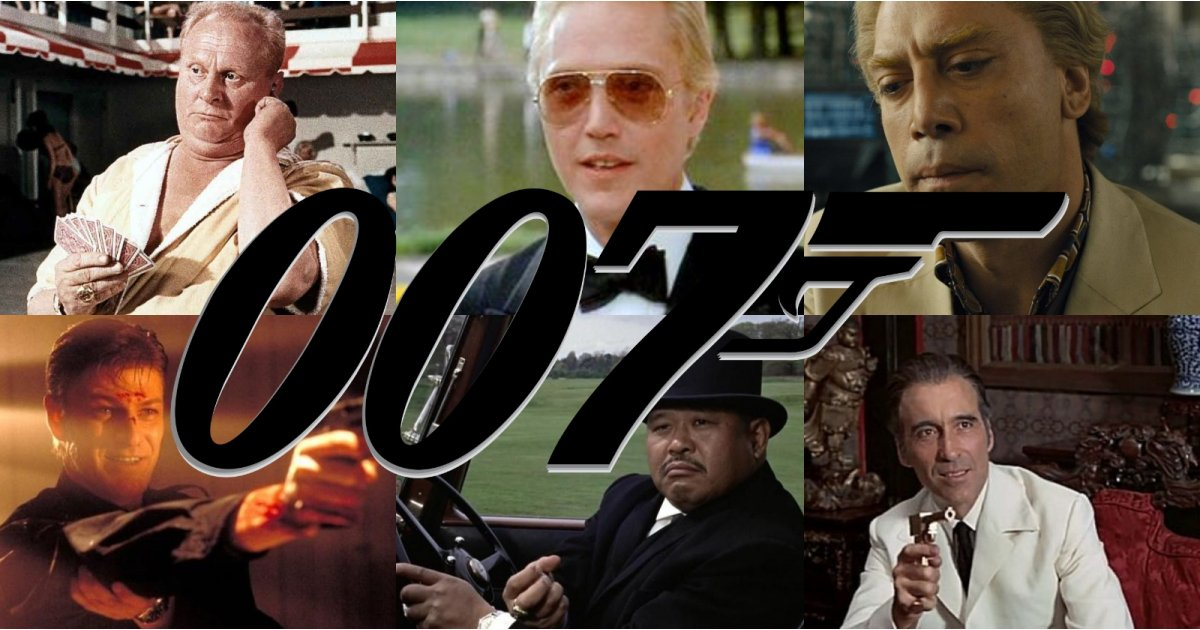 Best Bond villains: the 10 most memorable bad guys revealed