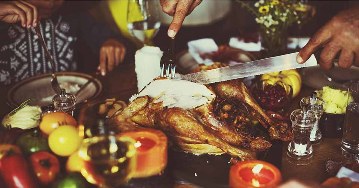 How to carve a turkey like a pro: great turkey carving tips