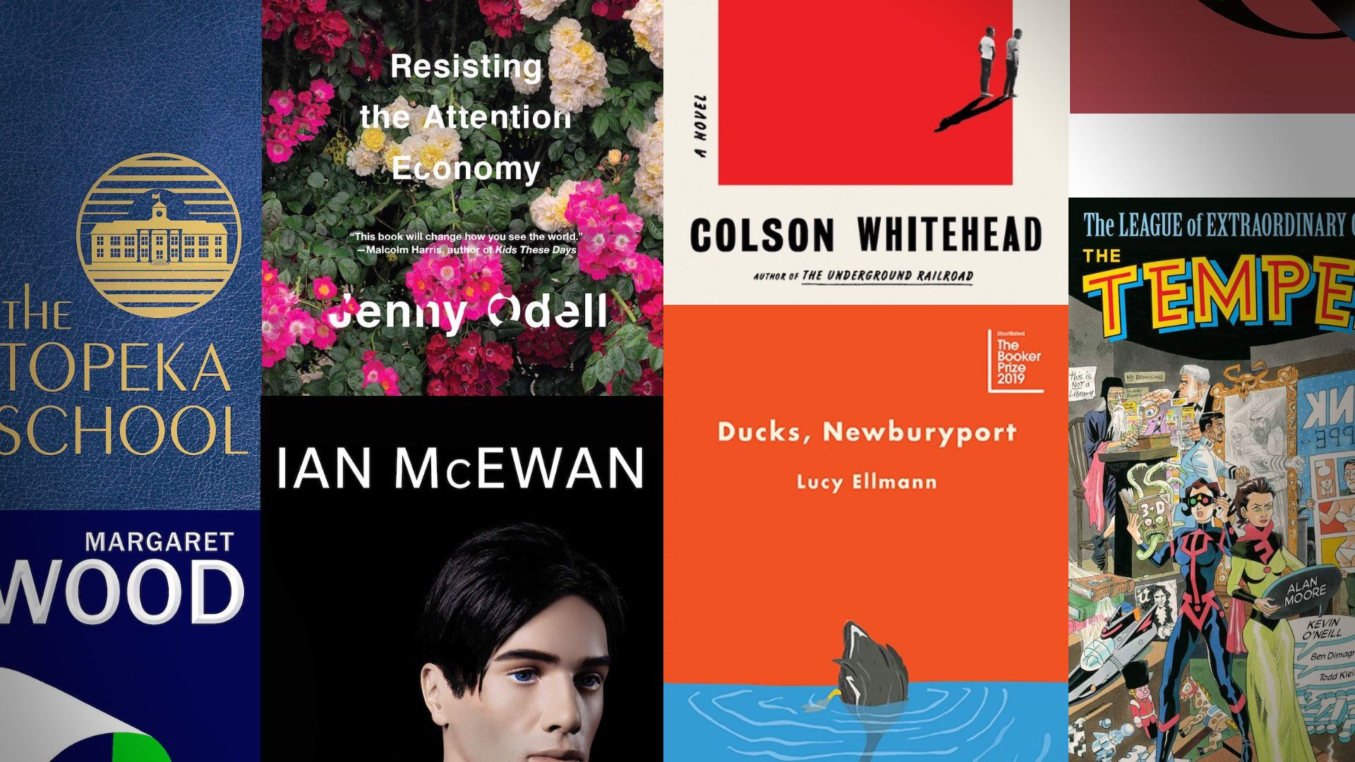 Best books of 2019: fantastic must-reads of the year revealed