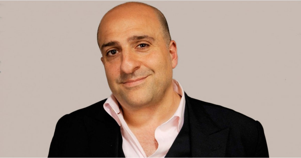 Exclusive: The 5 best stand-up moments, according to comedian Omid Djalili