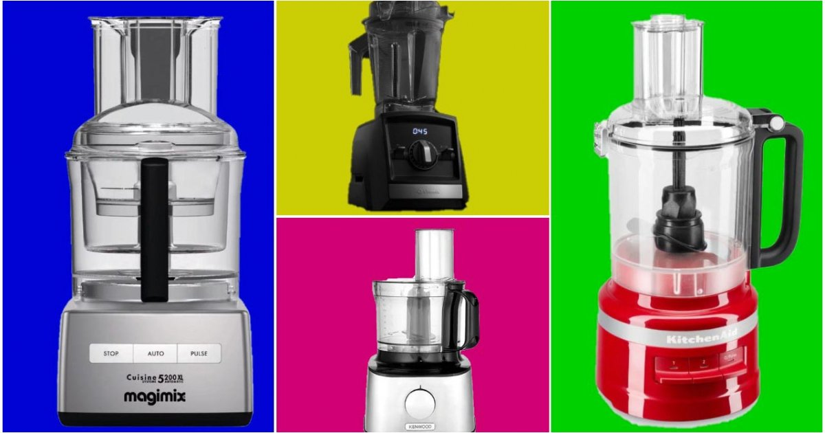 Best food processors UK 2021: ultimate buying guide