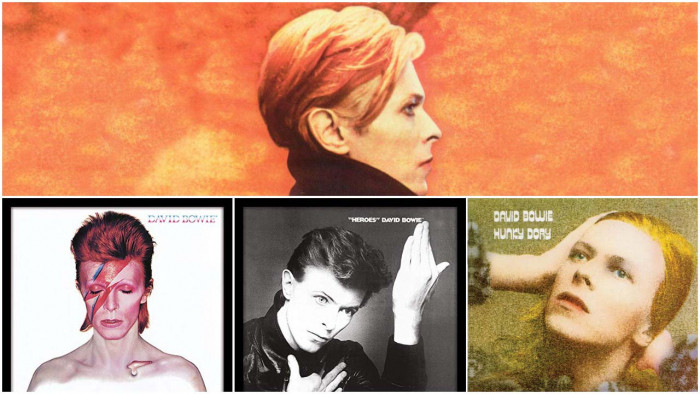 david bowie songs ranked