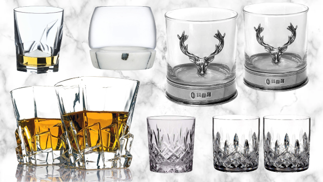 Best whisky tumblers 2020: From traditional glasses to modern designs