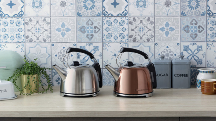 Russel Hobbs Retro Kettle (REVIEW
