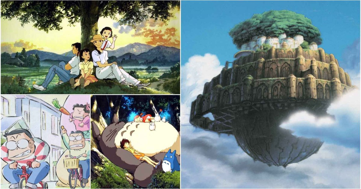 Best Studio Ghibli movies on Netflix: the 20 movies to watch