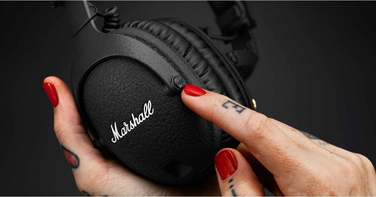 ​Hands on: Marshall Monitor II ANC review - building on history