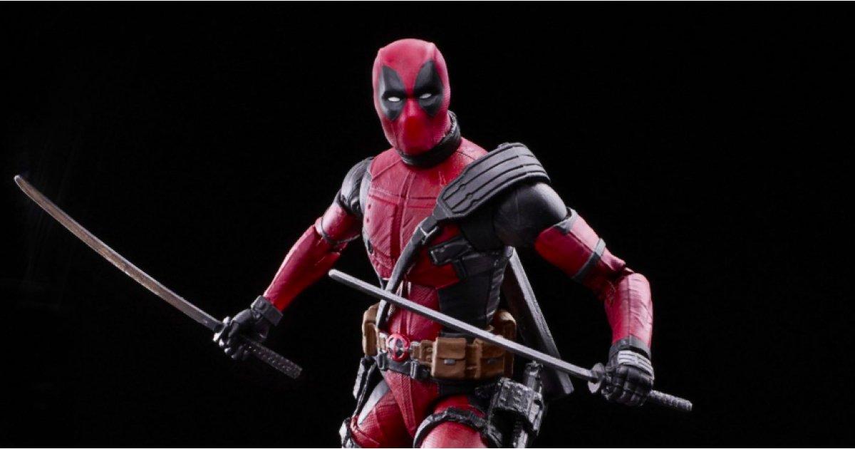 New Marvel Legends X-Men figures look amazing and feature Deadpool