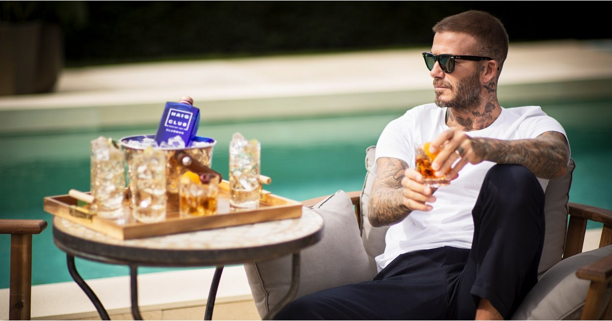Inter Miami already has its own 'official whisky' - the David Beckham-backed Haig Club