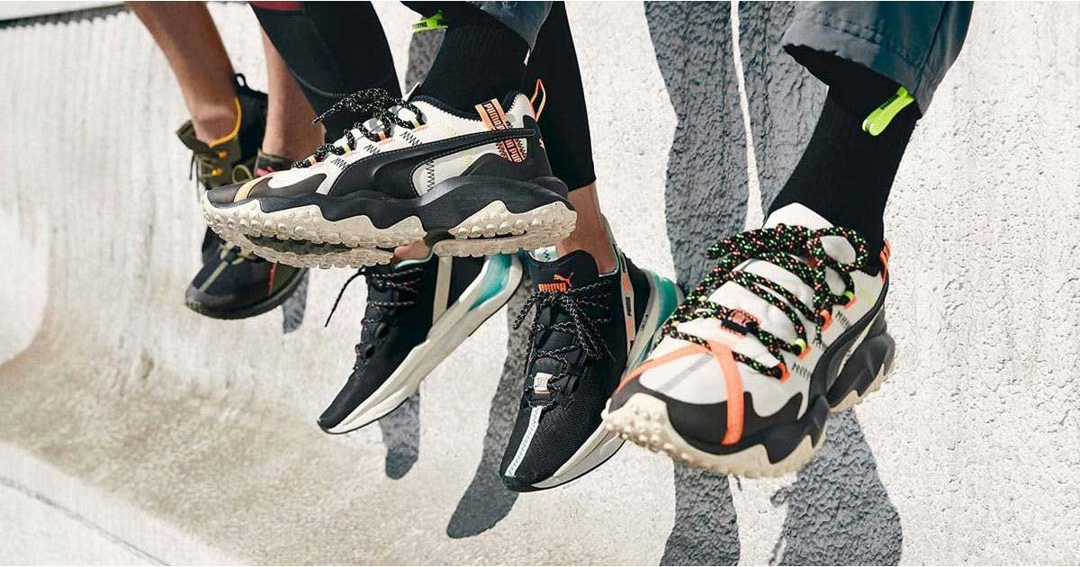 Puma launches sustainable collaboration made from plastic bottles