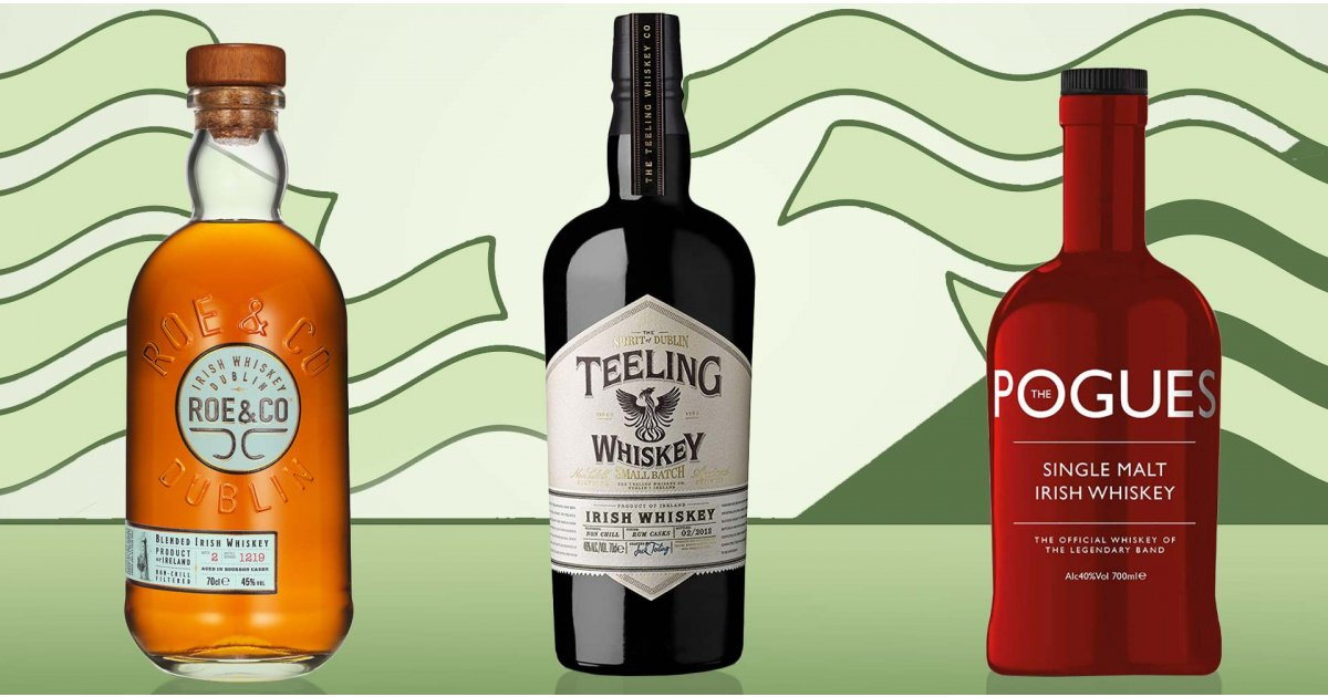 Best Irish whiskey: our 10 favourites to drink in 2020