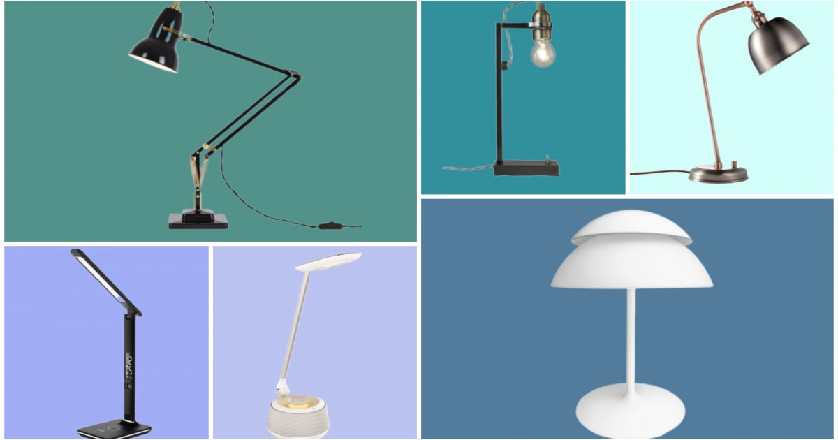 Best desk lamps in 2021: first-rate desk lamps