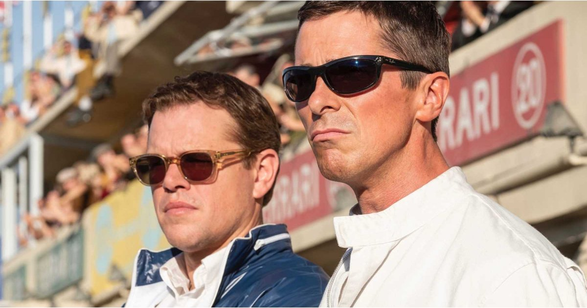 5 things to know about Le Mans 66, according to Matt Damon and Christian Bale