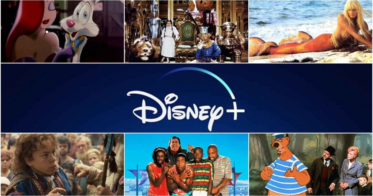 The best Disney Plus movies and shows