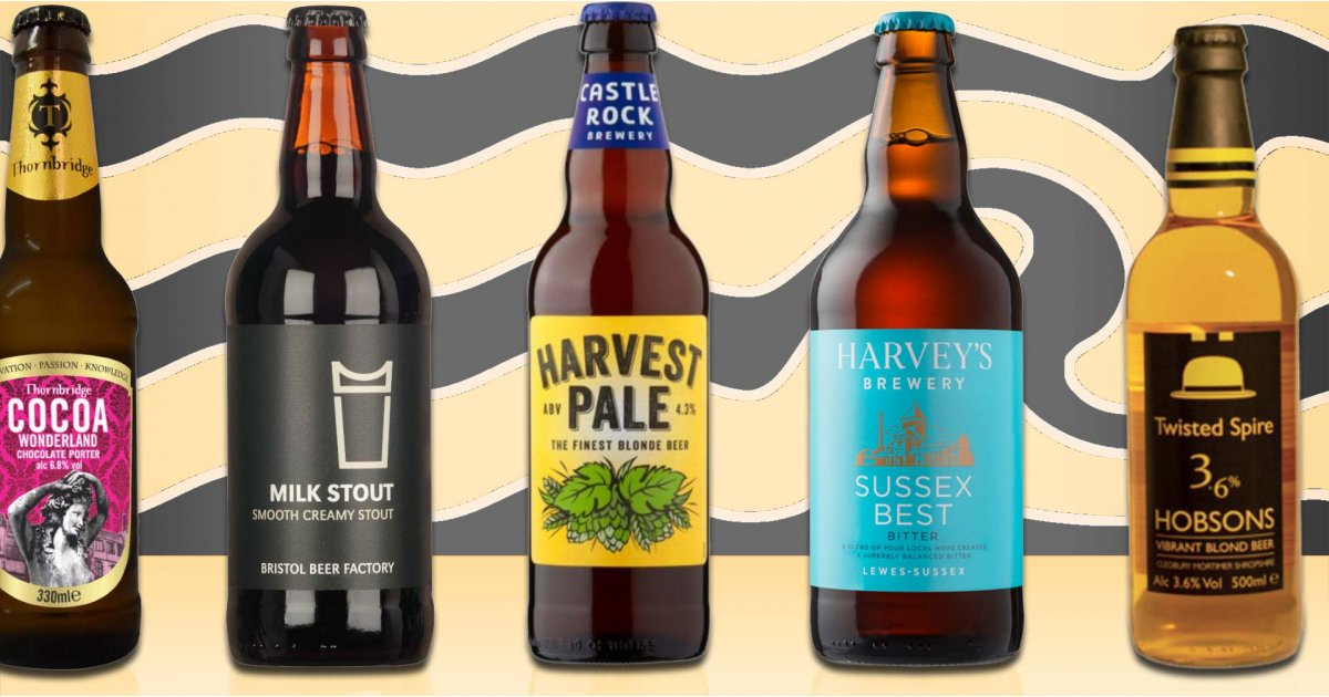 Best real ales: great traditional beers you can buy by the bottle