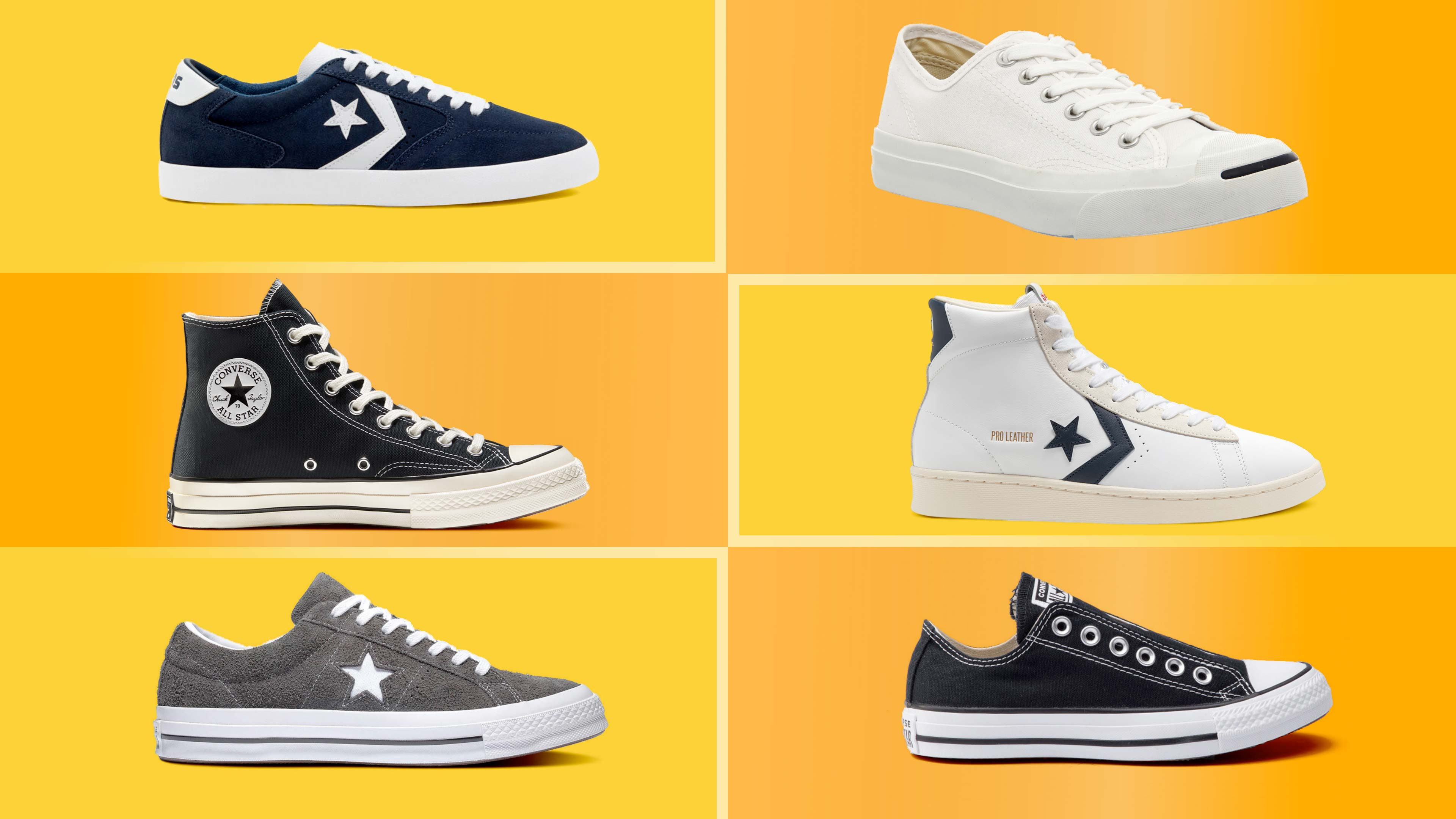 Best Converse trainers: the ultimate