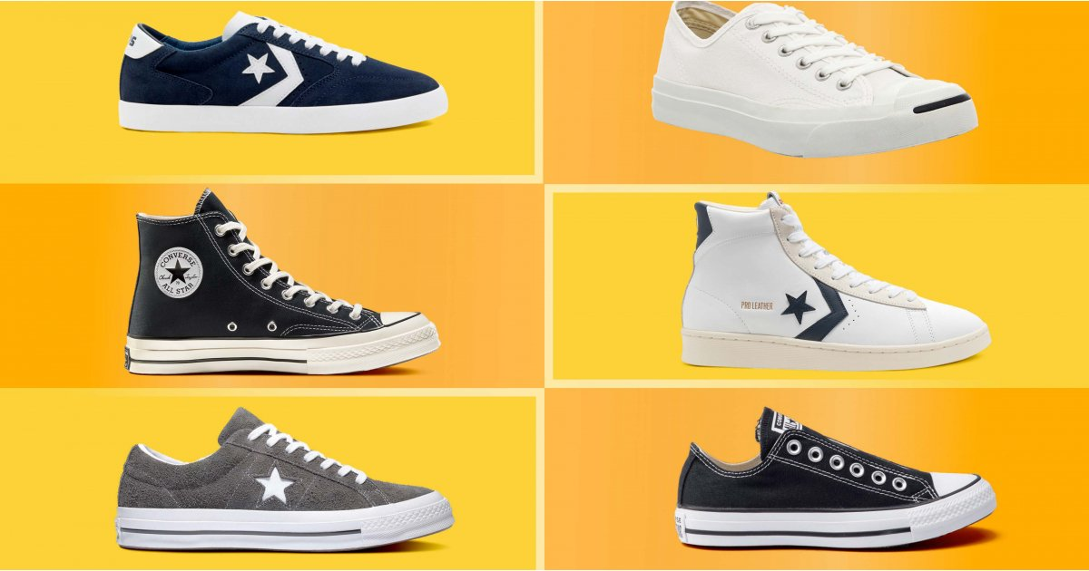 Best Converse trainers: the ultimate Converse sneakers