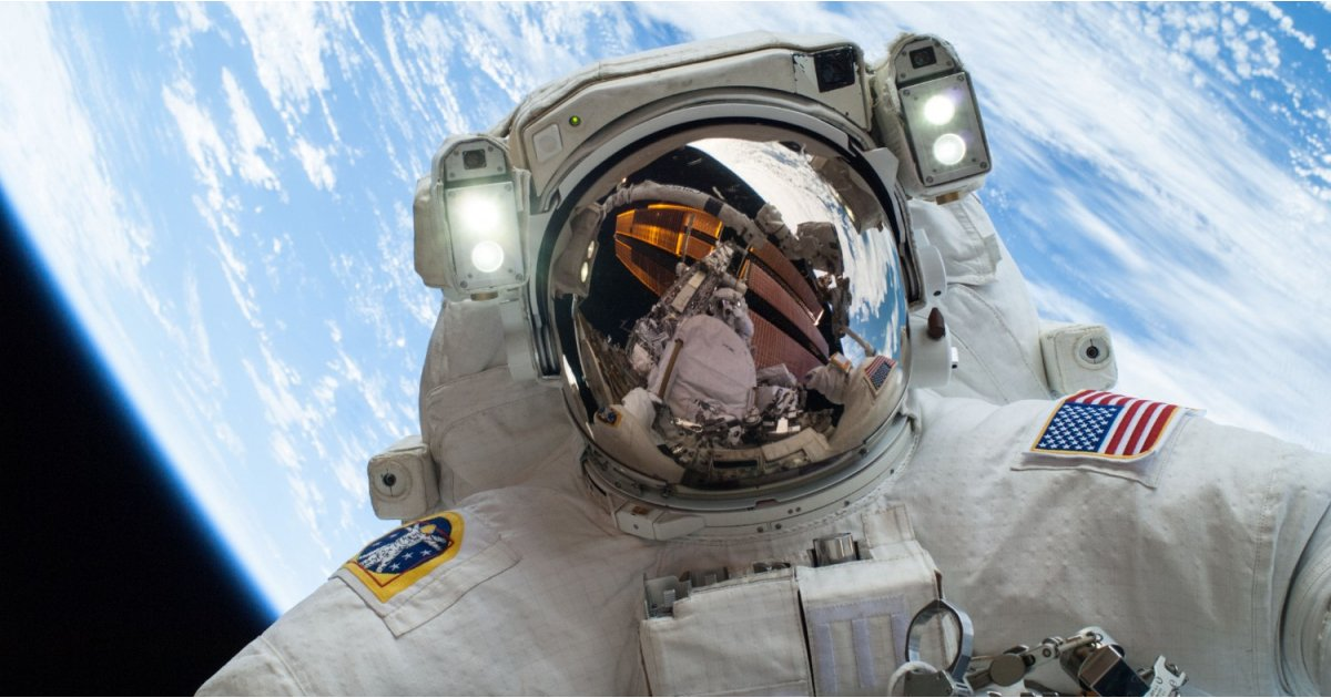 Kids and adults can now become a (virtual) astronaut, thanks to NASA