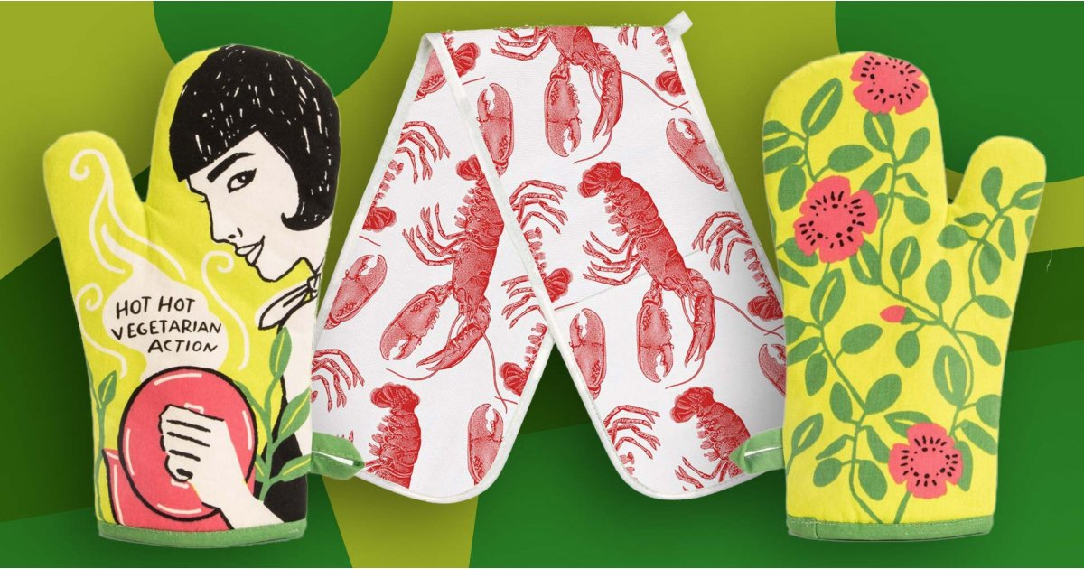 Best oven gloves: From silicone mitts to stylish double gloves