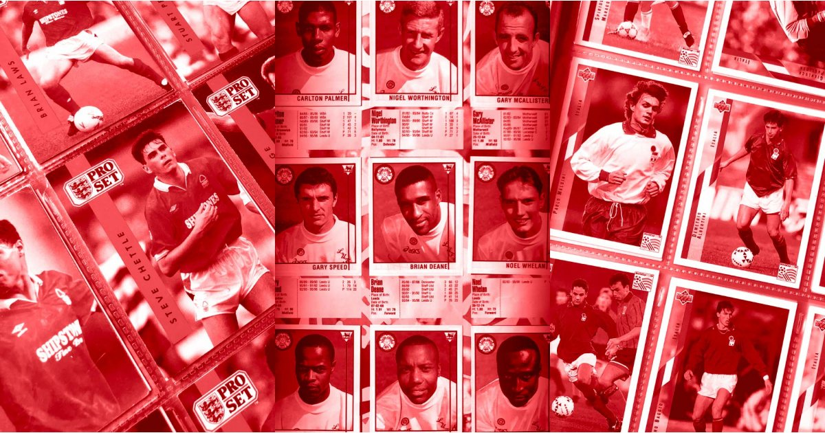 Best football card collections through the ages