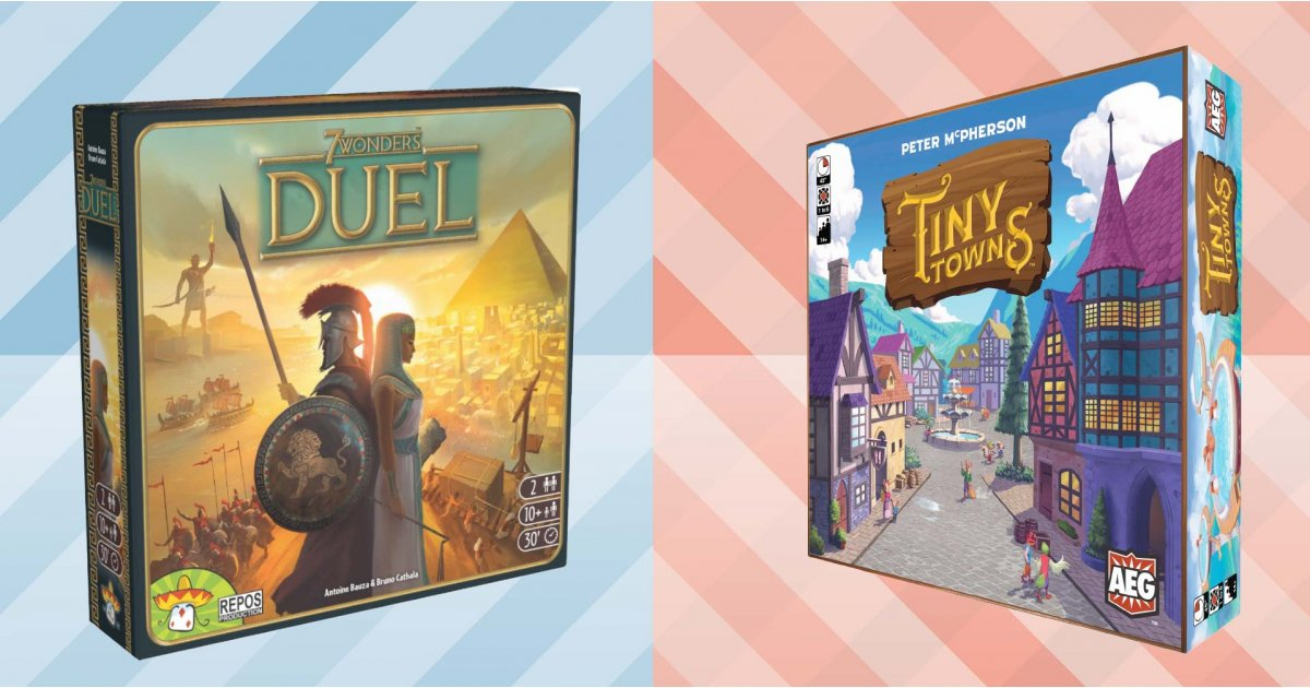 Best two-player board games: everything you need to play as a pair