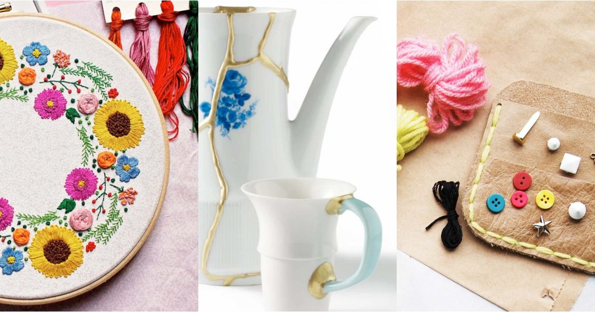 Best craft kits for adults: get crafty at home