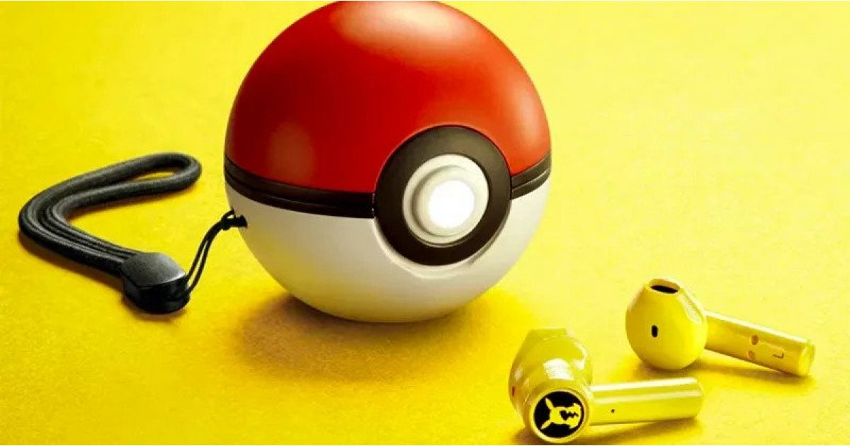 Pikachu headphones are a thing - and they actually look pretty cool