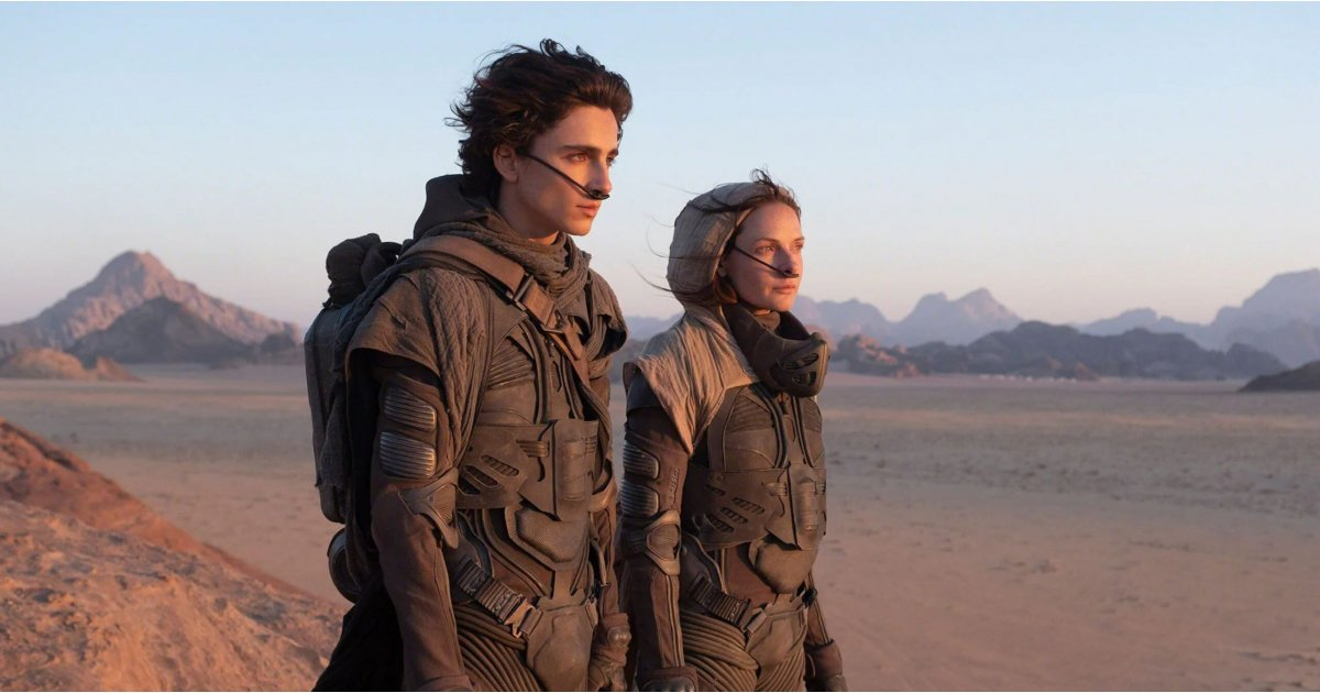 These new Dune pictures prove this movie is going to be epic