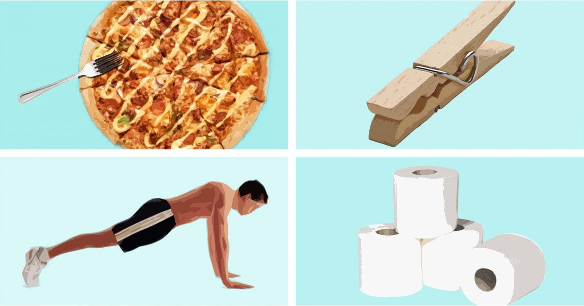 10 World Records to break while you are stuck at home