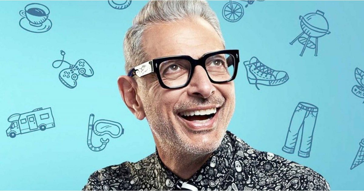 5 surprising innovations Jeff Goldblum discovered making his new TV show (Exclusive)