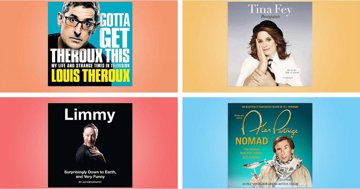 Best comedy audiobooks: 9 funny stories to listen to