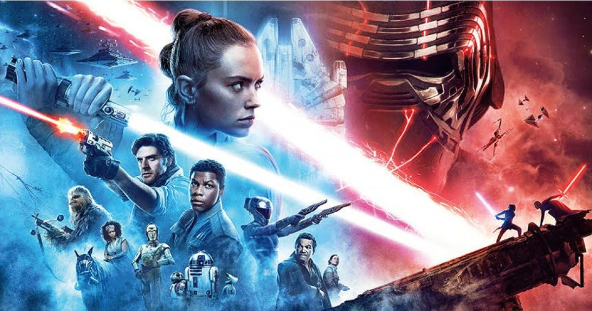 Star Wars: The Rise of Skywalker heads to Disney Plus on May 4