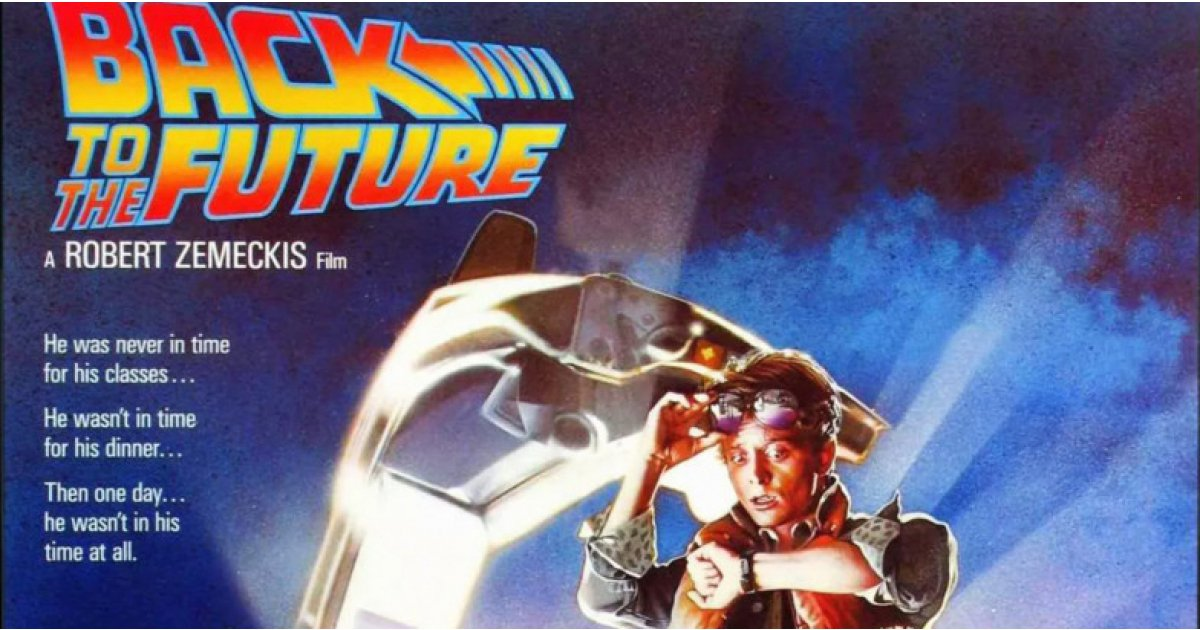 The writer of Back To The Future explains the movie's biggest plot hole