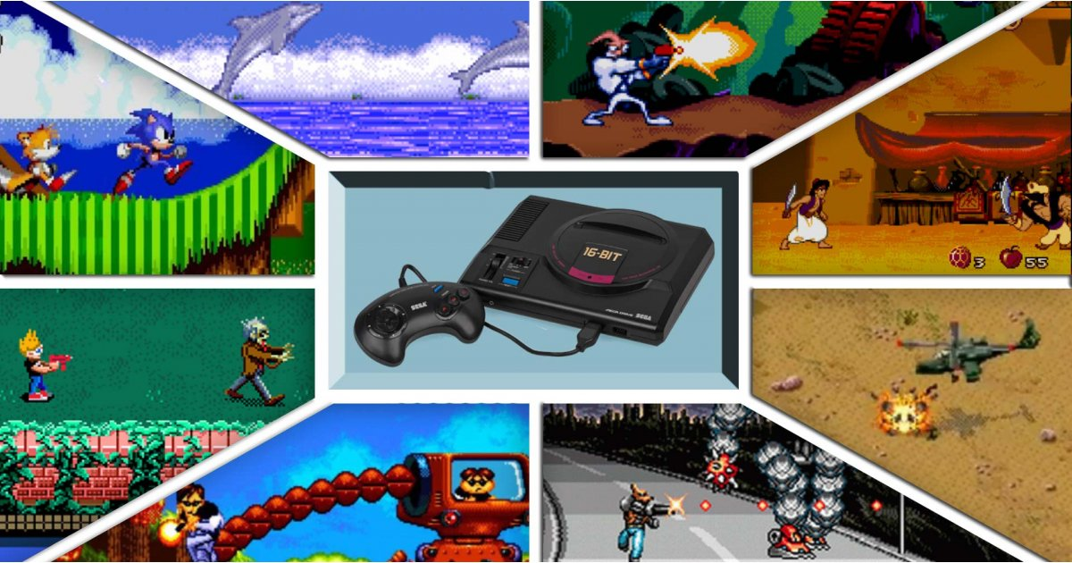 Best Sega Mega Drive games, ranked: all-time Genesis greats