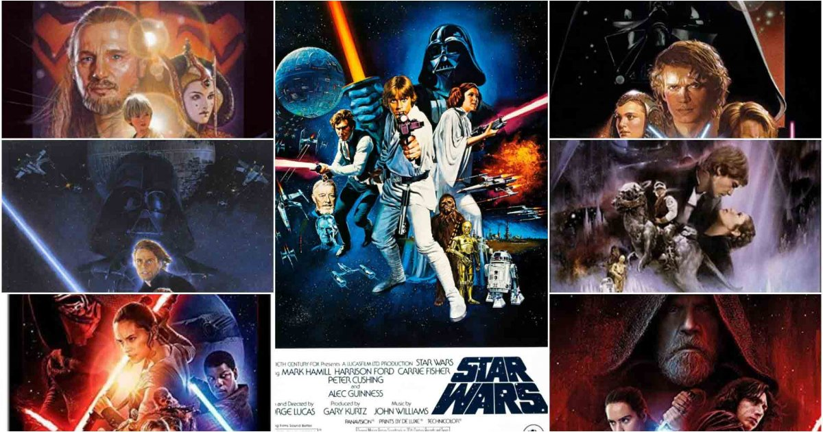 How to watch Star Wars in order: the best Star Wars viewing order