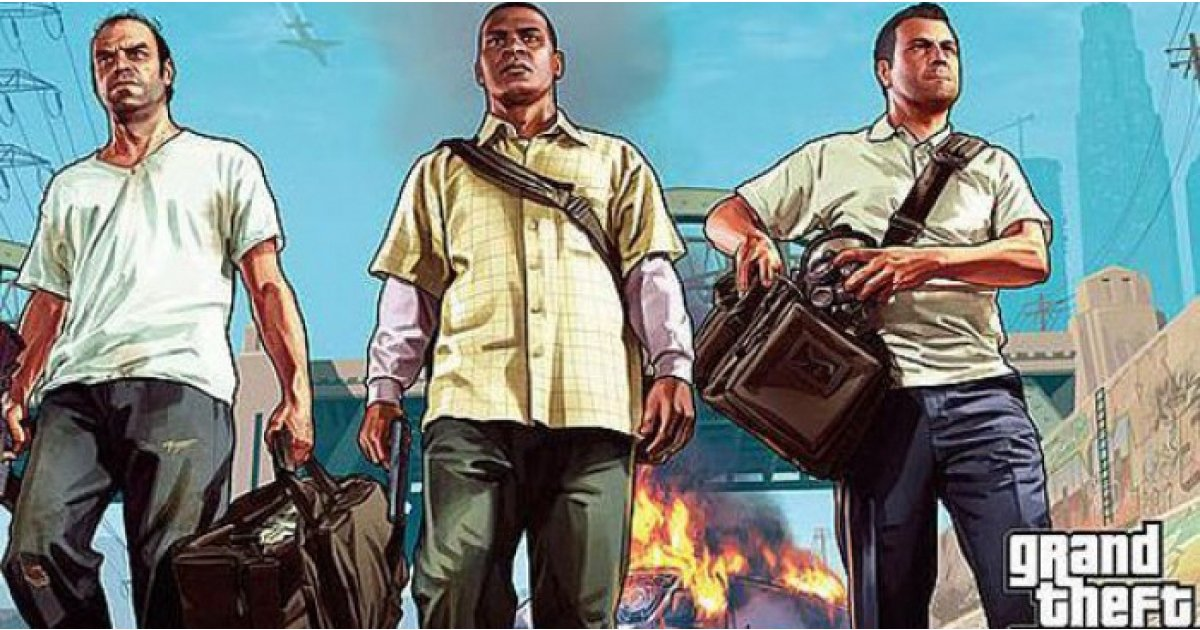 GTA V for free: you can get a free GTA V download right now