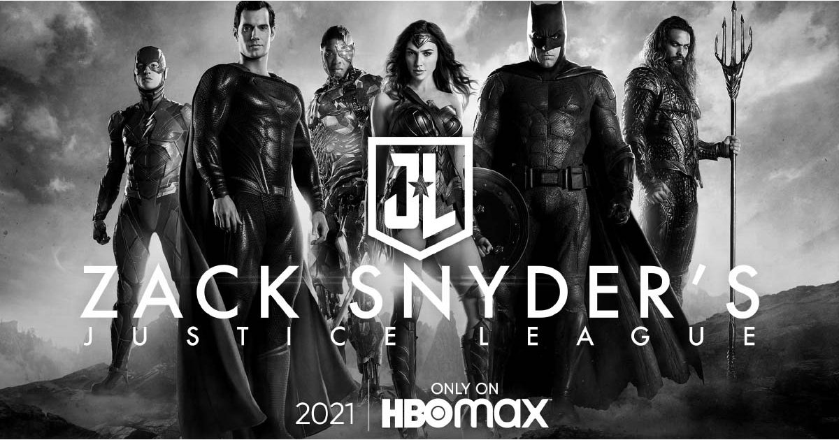 Justice League: The Snyder Cut is real and releasing 2021