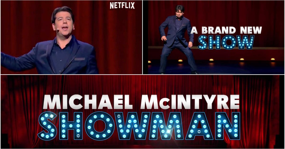 Michael McIntyre interview: 5 things to know about his new Netflix show Showman