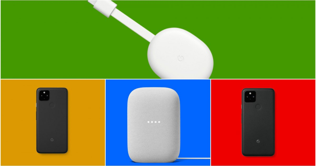 5 new Google gadgets you need to know about: Pixel 5, Nest Audio and more!