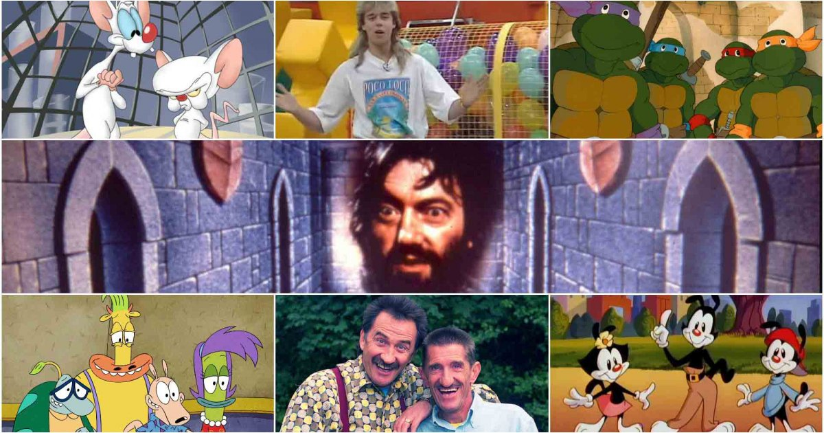 Best '90s kids' TV shows