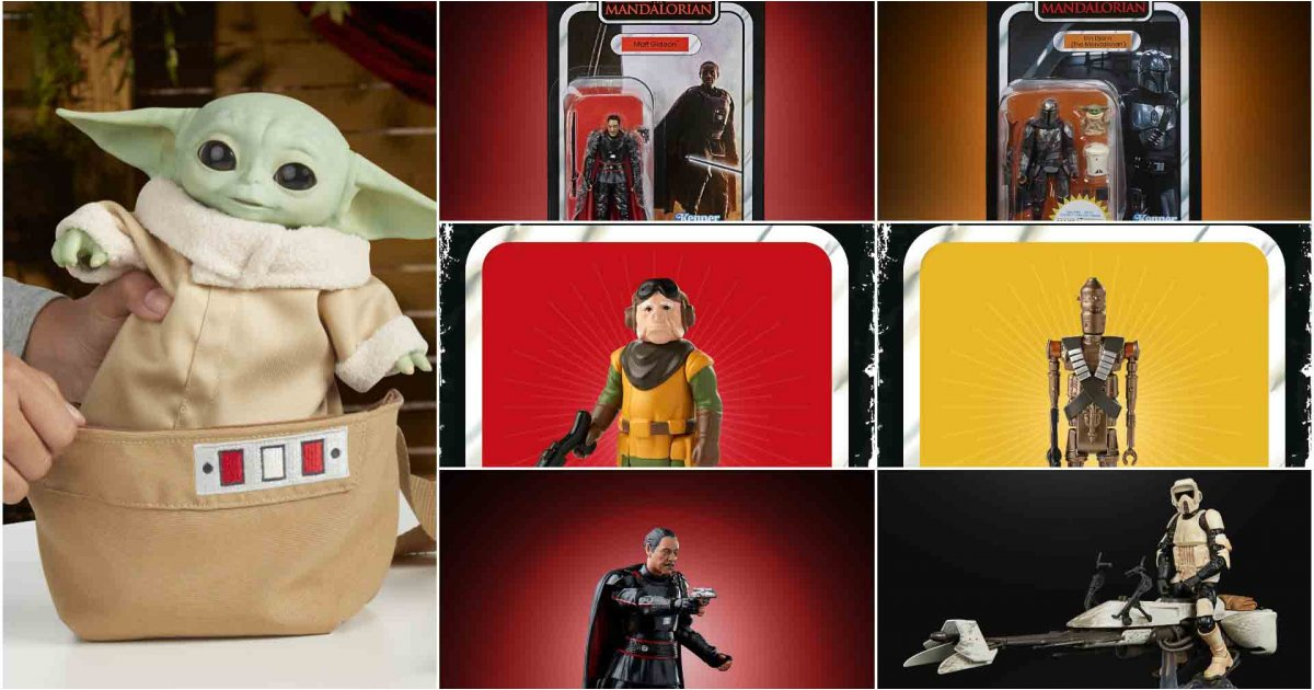 Amazing Mandalorian toys to buy and the ultimate guide to Star Wars