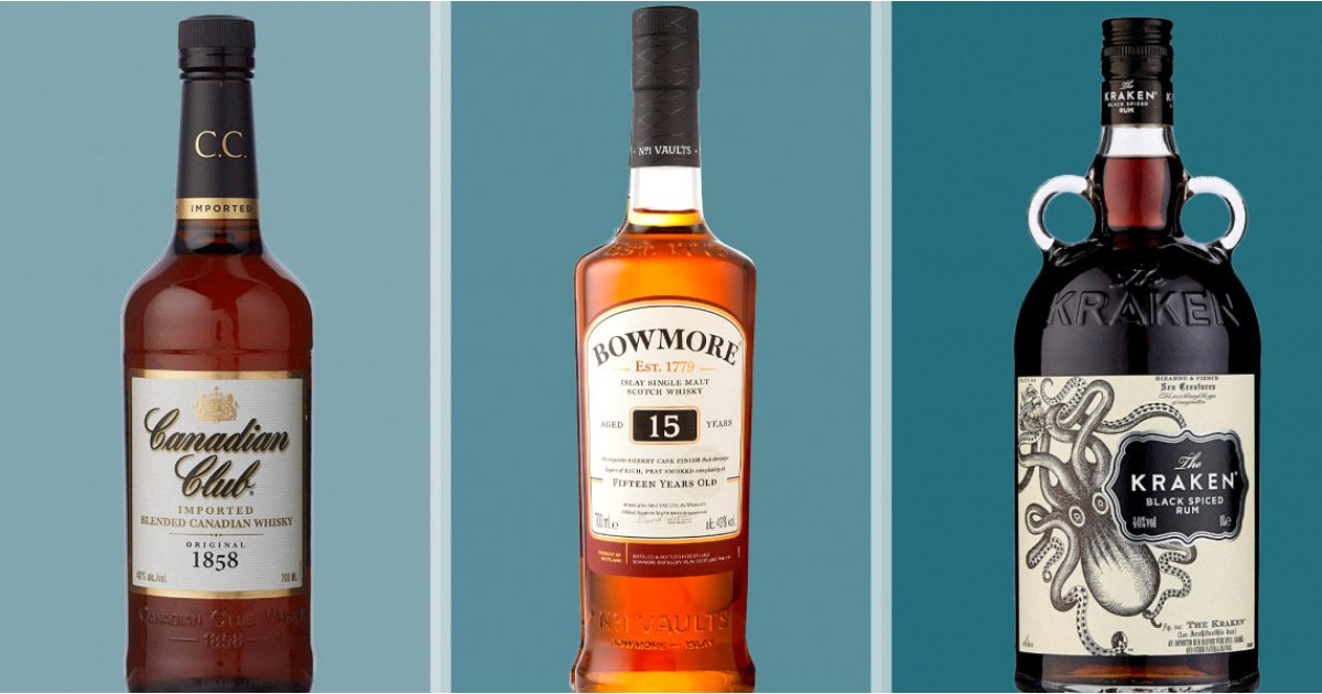The DrinkList: the best whisky, gin, beer and rum guides