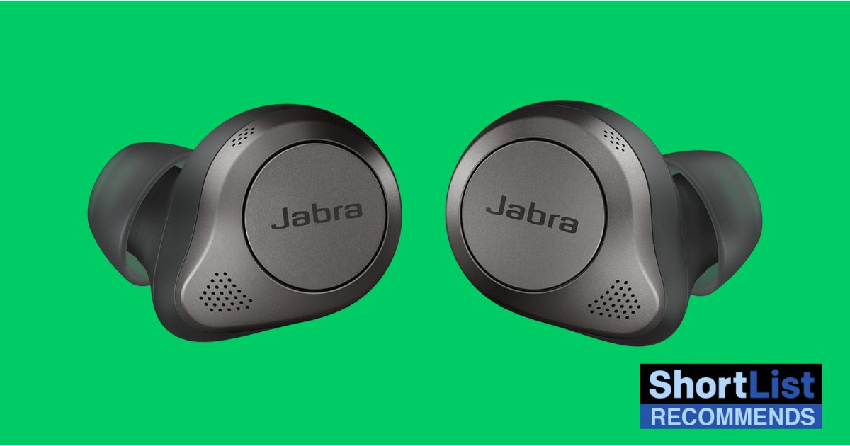 Jabra Elite 85t review: noise cancelling done right