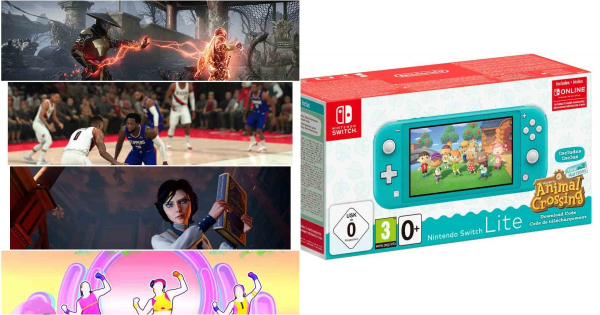 The best Nintendo Switch deals for Black Friday 2020